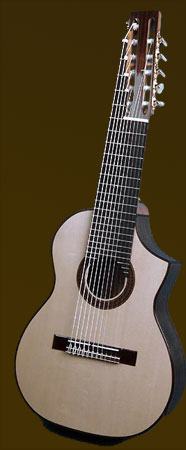 Morison Guitar 11 String